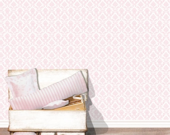 Wallpaper for dollhouses 1:12