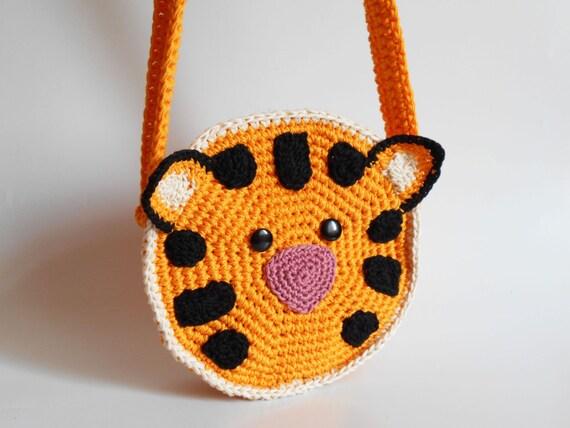 Crochet Cross Body Bag Pattern : All Bags & Purses