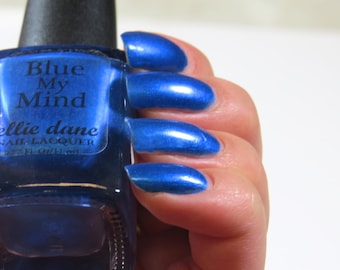 Blue My Mind - Nail Polish 11ml (Full Size)