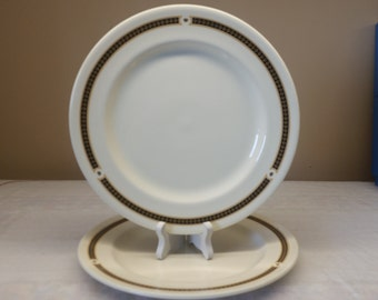 Vintage Royal Doulton Dinner Plates x2