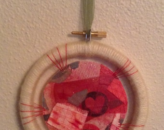 papercloth dreamcatcher