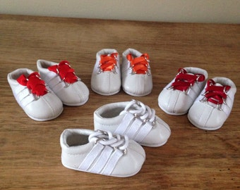 """Doll Shoes, Cheer Shoes for 18"""" Dolls"""