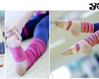 Yoga legwarmers