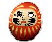 Shiny Daruma Sticker