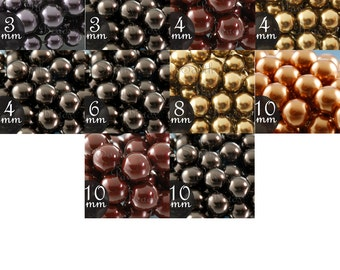 Swarovski beads Close Out beads discontinued beads on sale swarovski pearl beads style 5810 assortment