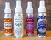 Argan Oil Mist for Hair and Body - Choose a scent