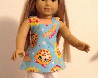 Sundress for 18 inch and American girl doll
