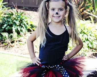 Halloween LadyBug Costume - Tutu Set Baby Girl / Toddler / Child - LadyBug Halloween Costume