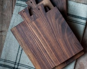 Walnut Serving Board, Bread Board, Cutting Board, Hostess and Gourmet,  Kitchen Gift