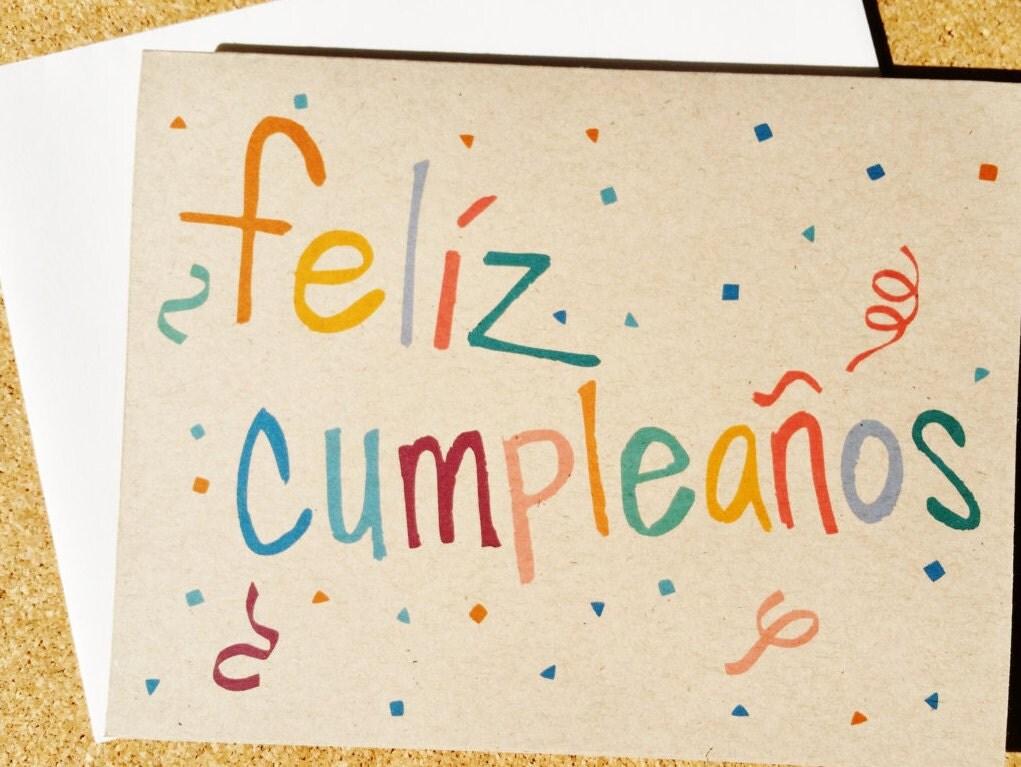 Foto Di Buon Compleanno In Spagnolo