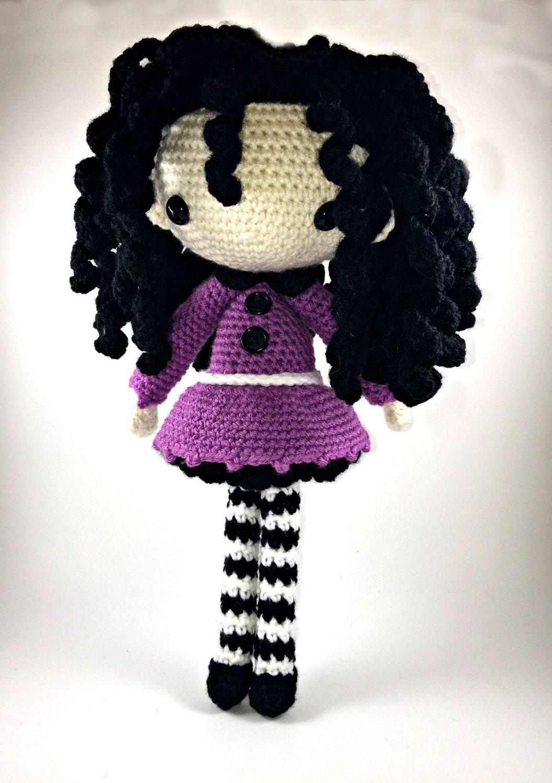 Josefina Amigurumi Doll Crochet Pattern PDF by CarmenRent ...