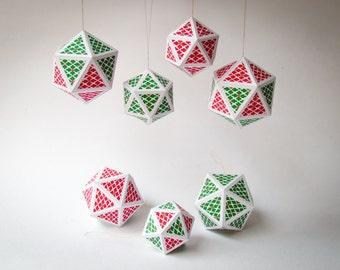DIY Holiday Ornaments, 7 DIY Holiday Decor, Diy Christmas Printable Tree  Decoration, Digital