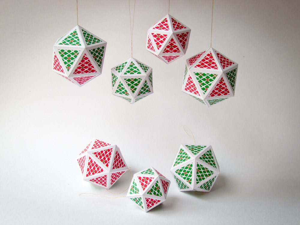 Diy holiday ornaments 7 diy holiday decor diy christmas for Art decoration pdf