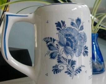 Delfts Of Holland Hand Painted Mug