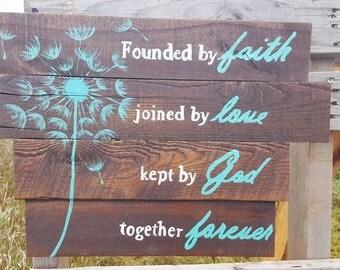 Founded by Faith