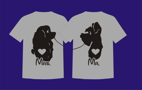 disney couple shirts lady and the tramp shirts disney