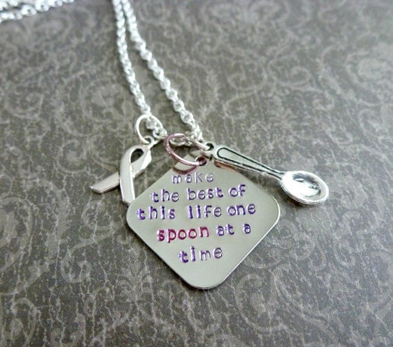 chronic jewelry spoon theory invisible illness jewelry