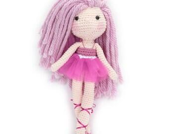 Custom Made to Order Crochet Mini Dolls