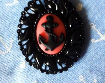 PIN cameo resin anchor