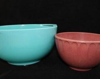 Set of 2 mixing bowls