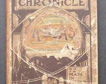 Daily Chronicle War Atlas 1914