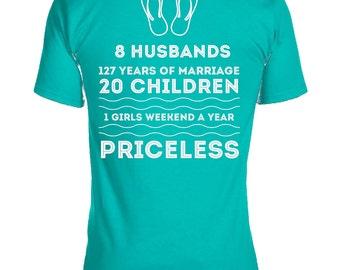 Girls Weekend Matching Shirts