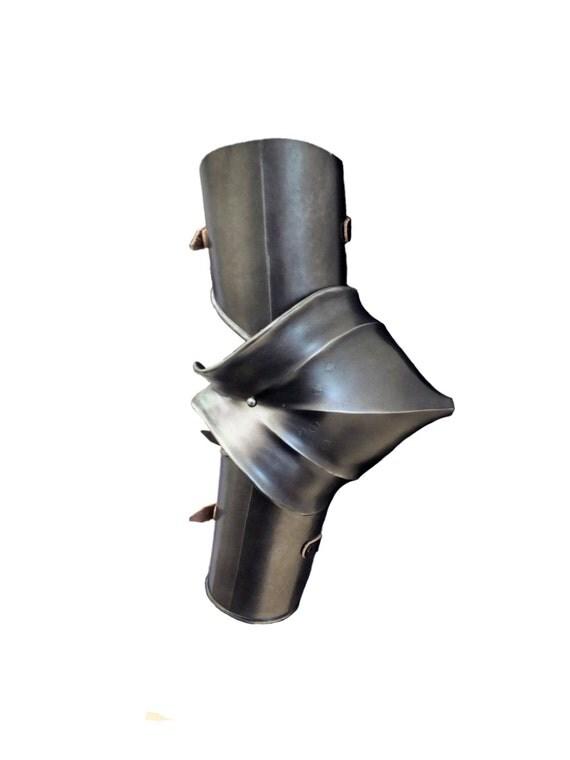 Larp Armor, Medieval German Vambraces