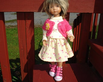 Dianna Effners Little Darling Dolls outfit /clothes for 13inch dolls