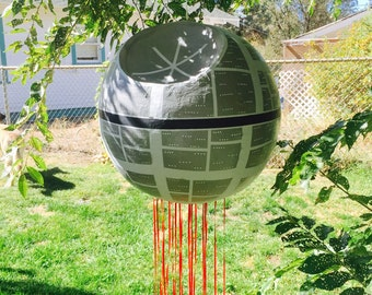Pull String Death Star Pinata