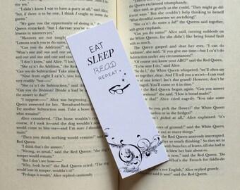 Bookmark • Eat-Sleep-Read-Repeat