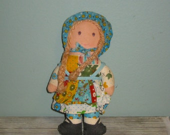 Vintage Holly Hobbie Doll