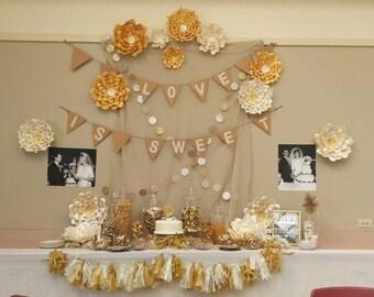 nursery princess wedding bridal shower baby shower wall art decor