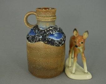 Vintage vase/jug / Steuler / 310 15 | West German Pottery | 70s