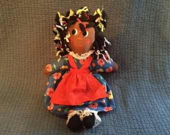 Gambina Doll/Vintage Rag Doll