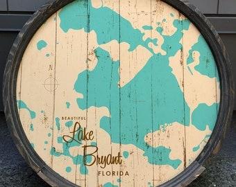 Lake Bryant, FL Barrel end