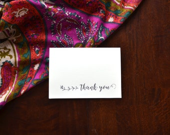 thank you || greeting card || thank you card || thank you greeting card || thanks || give thanks || card || FREE shipping