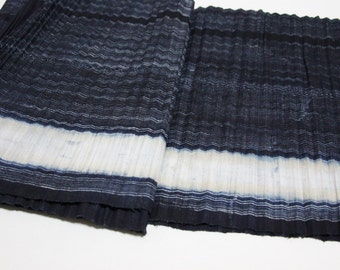 Vintage Hmong fabric from Hmong skirt #m0069