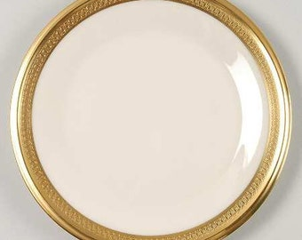 Lenox Aristocrat Bread and Butter Plate - Set of 12
