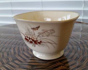 Lenox Special Chrysanthemum Bowl, Nut, Candy dish