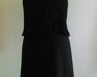 Vintage LBD Little Black Dress.