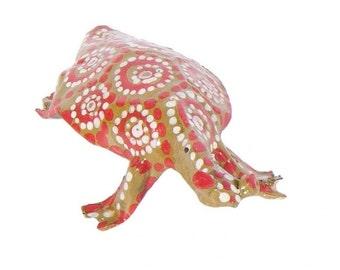 Multi Coloured Miniature Turtle Sculpture