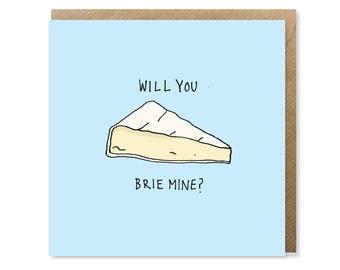 Original Cheese Valentine's Card