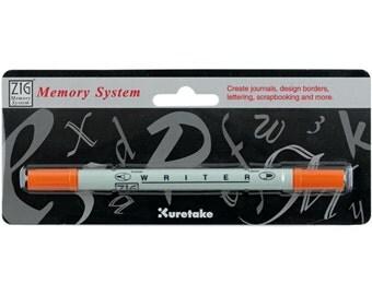 Zig Memory System Writer Dual-Tip Marker - Black