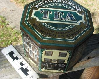 """6"""" x 4"""" Tea Tin"""
