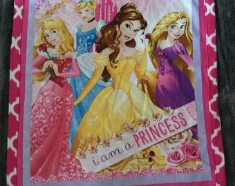 I'm a princess blanket