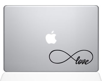 Infinite Love Macbook Decal (1646-MAC)