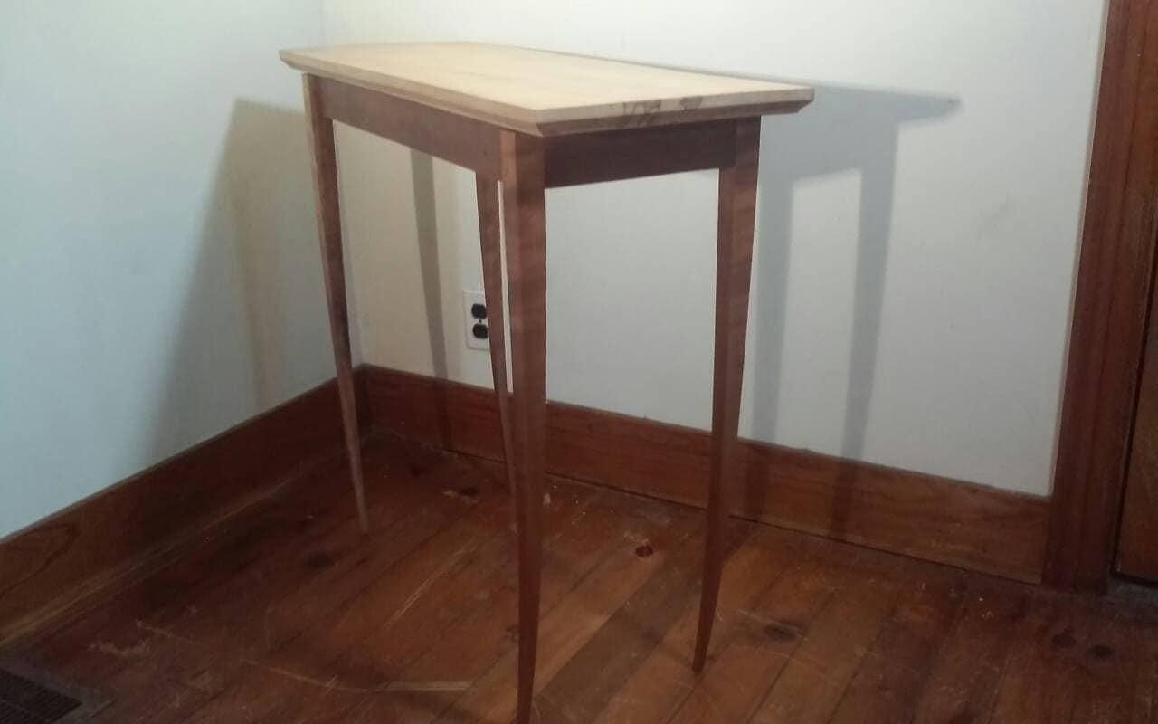 Sofa Table, Entry Table, Console Table, Custom Made, Cherry, Walnut, Maple