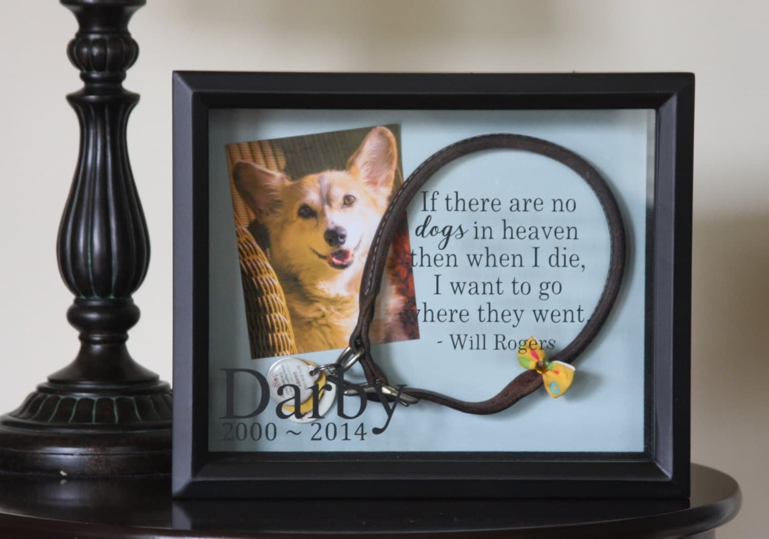 Dog Picture Frames 8x10
