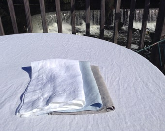 Pure Linen Placemats - set of 4 pcs