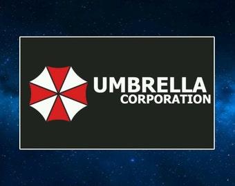 Umbrella Corporation Fridge Magnet. Inspired by Resident Evil